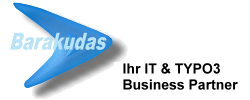 Barakudas - Ihr IT- & TYPO3 Business Partner